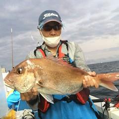 10月 16日(土)午後便・ウタセ真鯛の写真その3