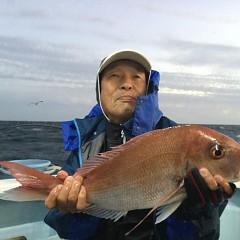 10月 17日(日)午前、午後便・ウタセ真鯛の写真その2