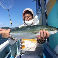 10月 23日(土)午前・午後・ウタセ真鯛の写真その1