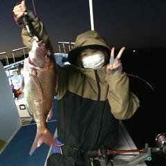 10月 23日(土)午前・午後・ウタセ真鯛の写真その3
