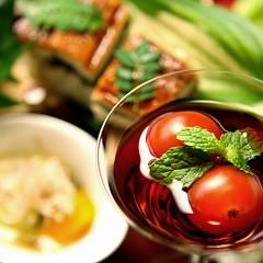 トマトワイン煮