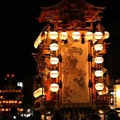 高山祭 宵祭
