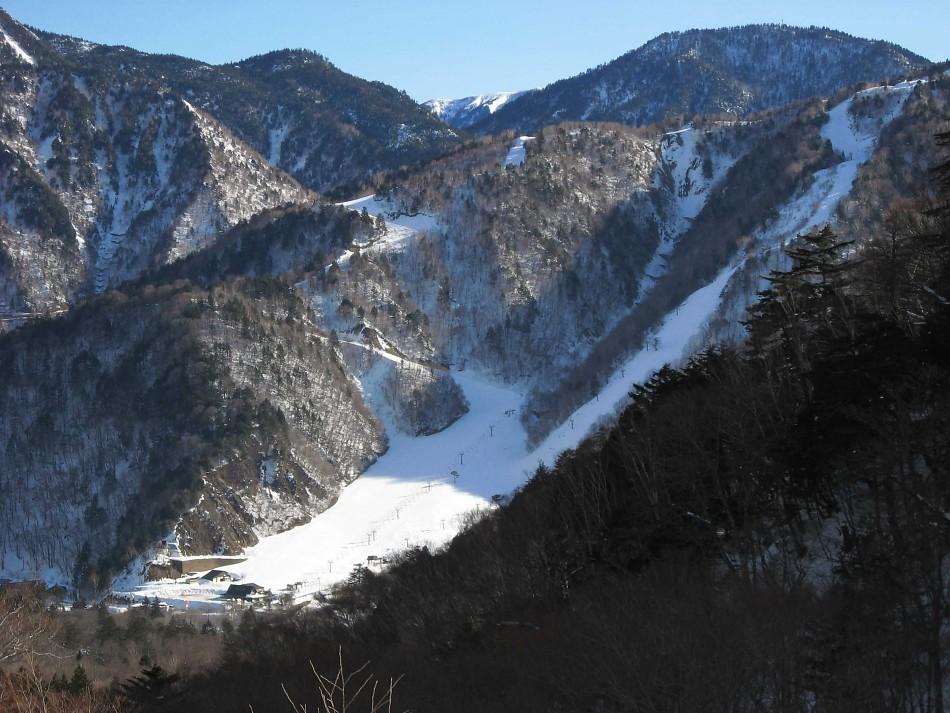 【画像】平湯温泉スキー場(ひらゆおんせんすきーじょう)