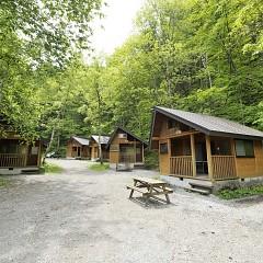 平湯キャンプ場(ひらゆおんせんきゃんぷじょう)の画像