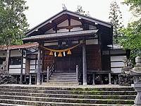 【画像】平湯神社(ひらゆじんじゃ)