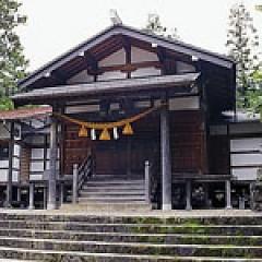 平湯神社(ひらゆじんじゃ)の画像