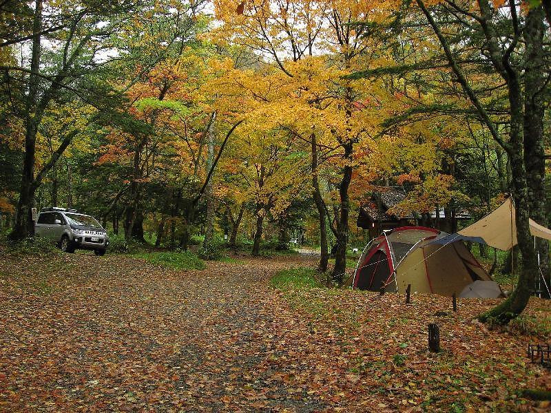 【画像】平湯キャンプ場(ひらゆおんせんきゃんぷじょう)
