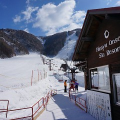 12月17日(日)平湯スキー場オープンの画像