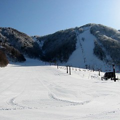 【サムネイル画像】12月17日(日)平湯スキー場オープン