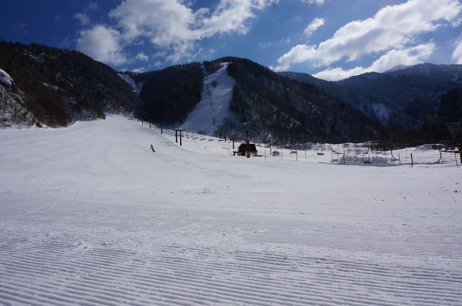 【画像】12月17日(日)平湯スキー場オープン