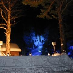 【サムネイル画像】平成30年2月15日~25日 平湯大滝結氷まつり