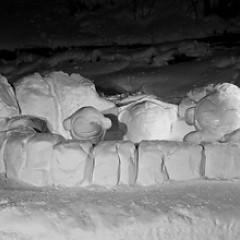 2月9日(金)~18日(日) 奥飛騨温泉郷雪像コンテストの画像