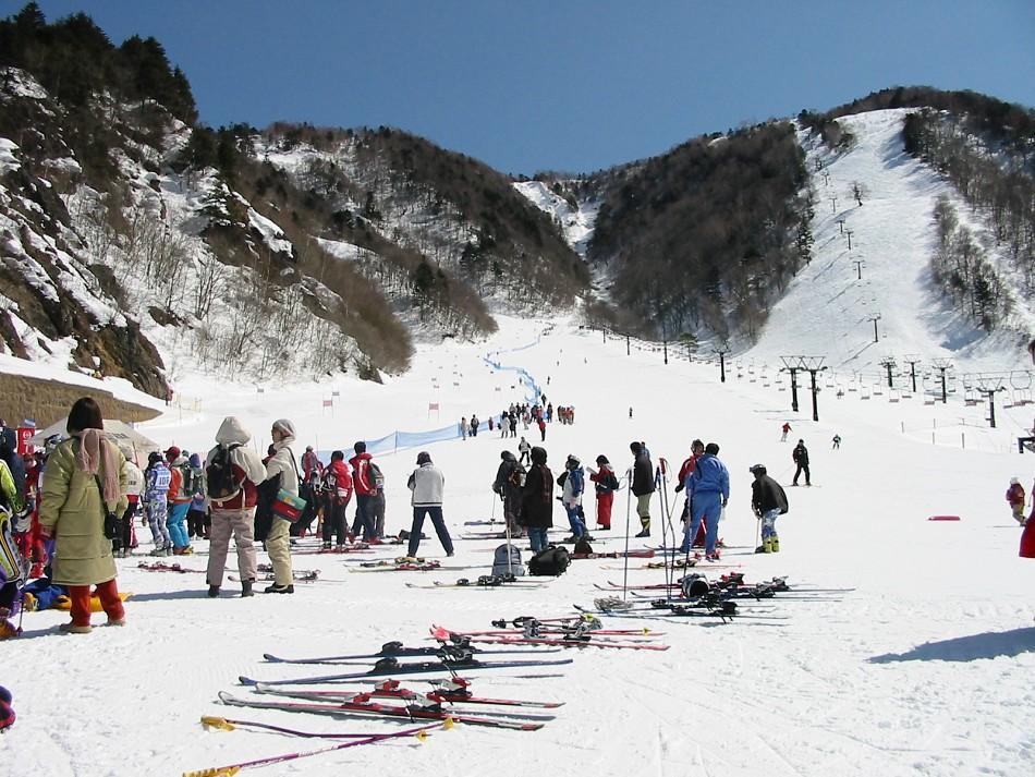 【画像】3月21日(祝)第52回大滝山ジュニアアルペンスキー競技大会