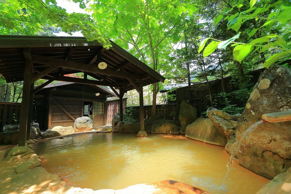 【画像】4月21日(土)~平湯民俗館・平湯の湯 夏季営業開始