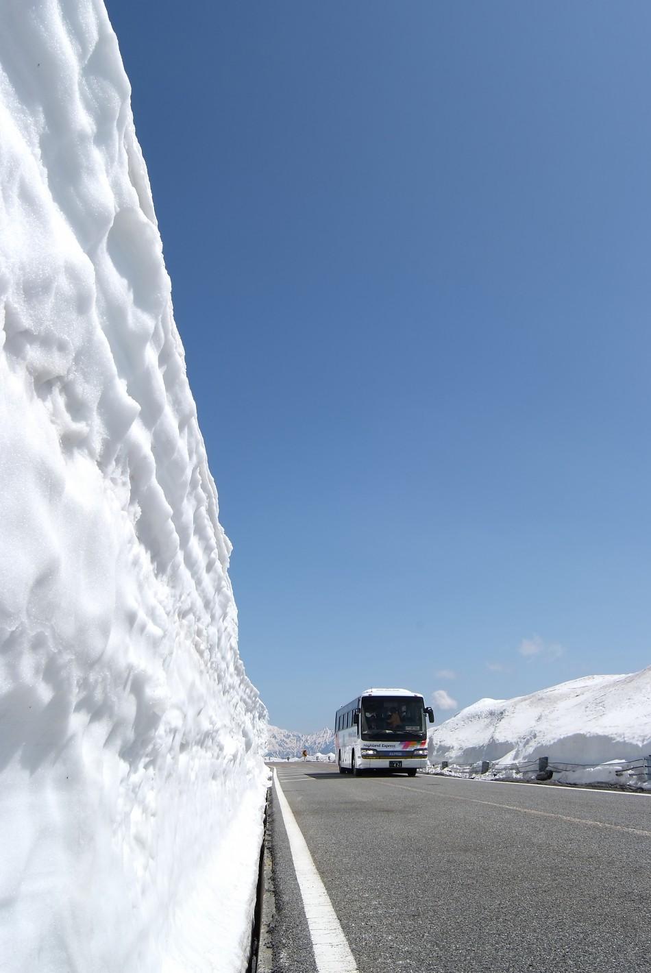 【画像】5月15日(火)乗鞍開山&乗鞍スカイライン開通
