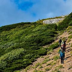 7月13日乗鞍登山道整備 クラウドファンディングにて開催の画像