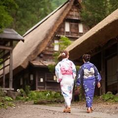 【サムネイル画像】4月19日平湯民俗館夏期営業開始