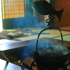 【サムネイル画像】2月1日~14日 平湯民俗館 雪明かりナイトオープンカフェ