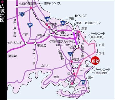 南鳥羽 広域地図