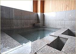 10畳+半露天風呂付客室露天風呂