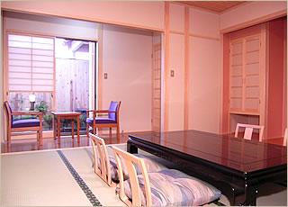 12畳+露天風呂付客室(1F)客室